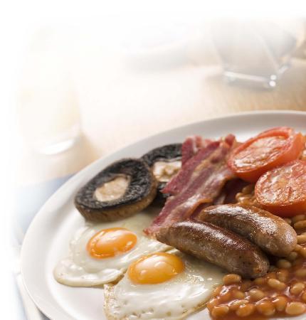 Blowfish Restaurant: Blowfish breakfasts daily