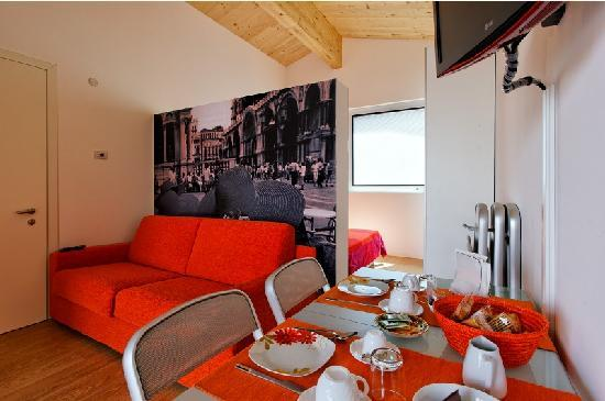 Eco B&B Venice: Suite living
