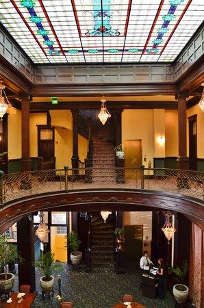 Geiser Grand Hotel: General hotel view