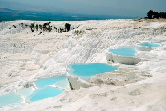 Pamukkale Thermal Pools: awesome!!!!!