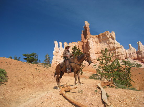 Canyon Trail Rides : Our guide