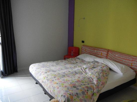 Santa Caterina: la chambre