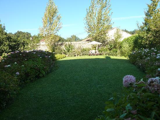 Posada Villa Esperanza: jardin