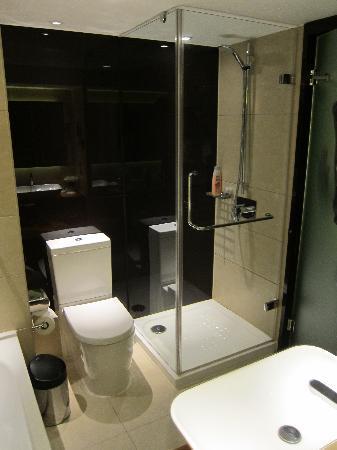 โรงแรมพาร์ค พลาซ่า เวสต์มินสเตอร์บริจด์ ลอนดอน: Bathroom