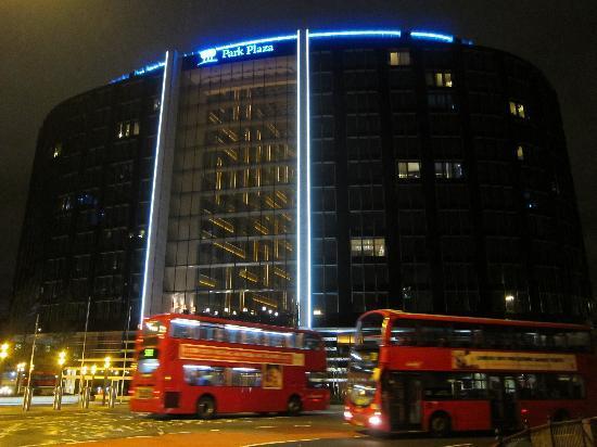 โรงแรมพาร์ค พลาซ่า เวสต์มินสเตอร์บริจด์ ลอนดอน: Exterior
