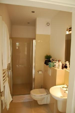 Venetian House Aparthotel: Bathroom