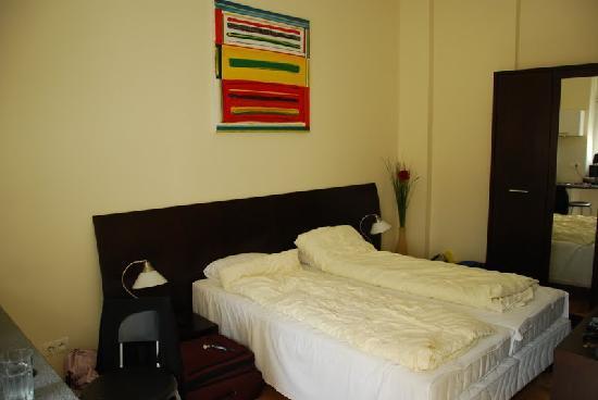 Venetian House Aparthotel: Studio