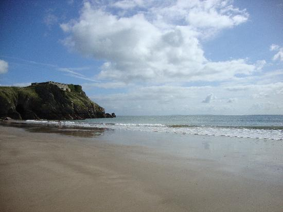Pen Mar Guest House : Great Beach, Tenby