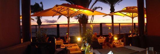 La Terrazza del Mare: View from our table