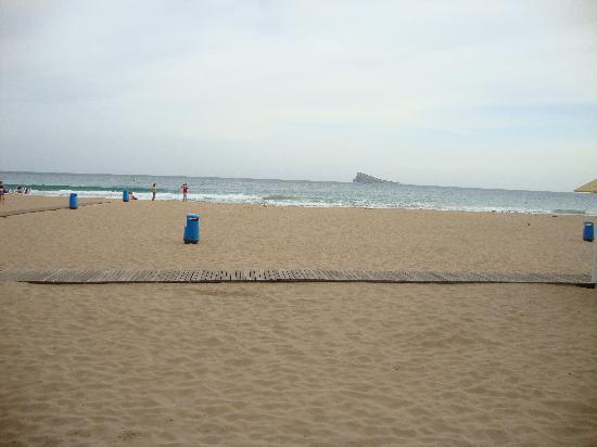 Hotel Caballo de Oro: la playa de benidorm