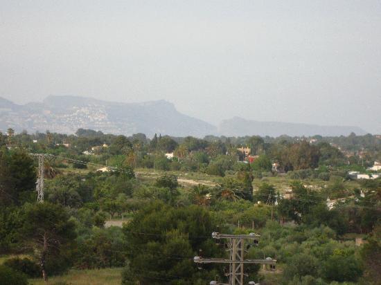 Hotel Caballo de Oro : las vistas desde la habitacion