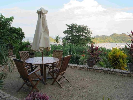Villa Seirama Alam: Breakfast place