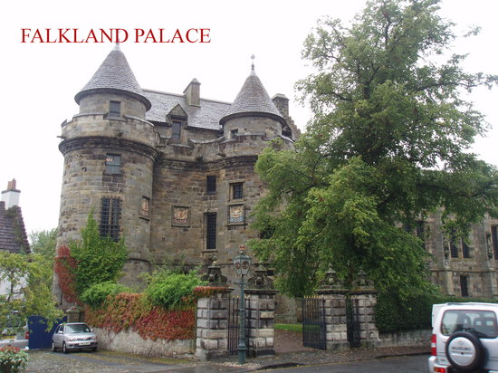 Falkland, UK: Don't miss