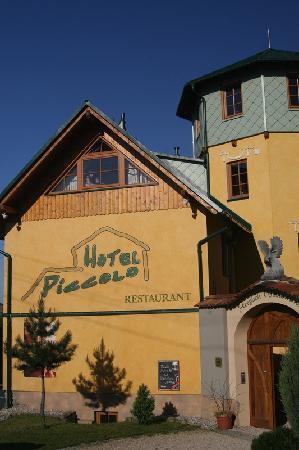 Hotel Piccolo: cute hotel