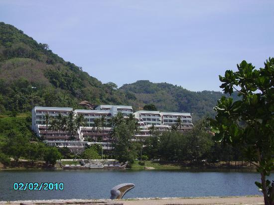 เบสท์เวสท์เทิร์น ภูเก็ต โอเชียน รีสอร์ท: lac a coté de l' hotel