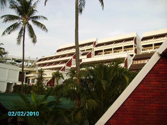 เบสท์เวสท์เทิร์น ภูเก็ต โอเชียน รีสอร์ท: hotel