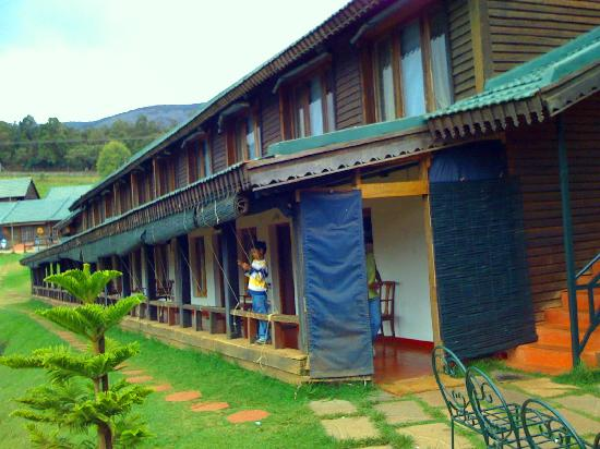 Destiny Farmstay: Another view of the resort from the luxury rooms