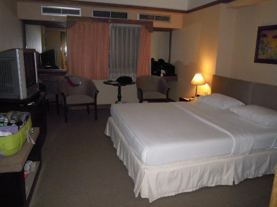 โรงแรมสีลม ซิตี้: camera deluxe