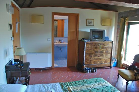 Hotel Gli Orzali: chambre 202