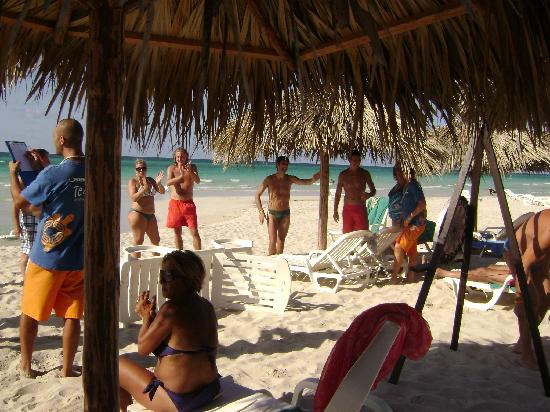 Be Live Experience Las Morlas: 1st day at the beach.... awwwww 32* degree weather