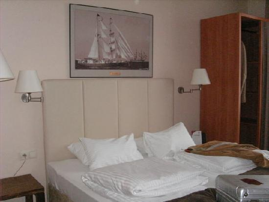 Hotel Focus Szczecin: Zimmeransicht