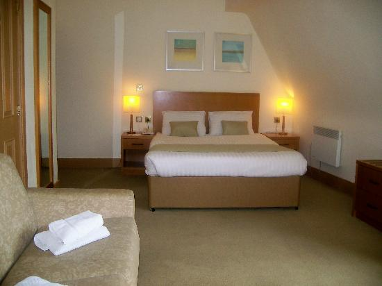 The Carousel Hotel: A spacious family room at The Carousel