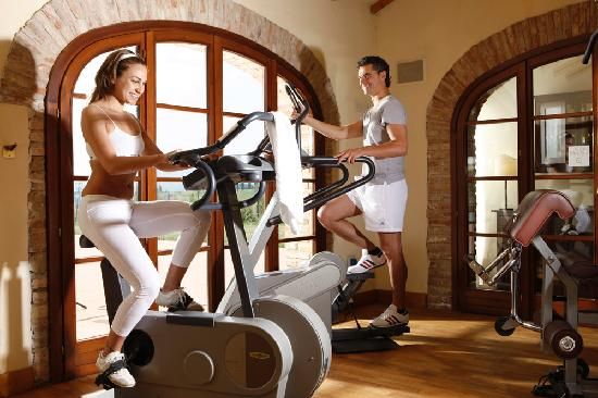 Monsignor Della Casa Country Resort: Fitness room
