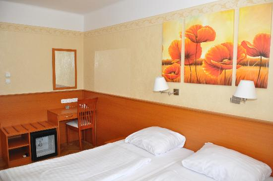 Medosz Hotel: Room: simle but comfortable.