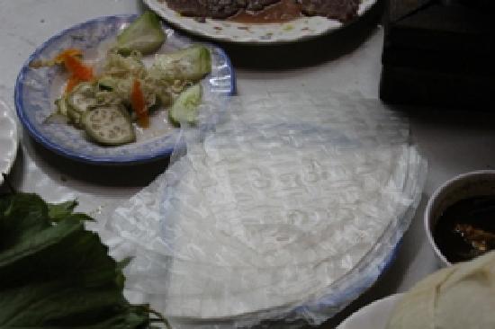 Vespa Adventures: Rice Paper