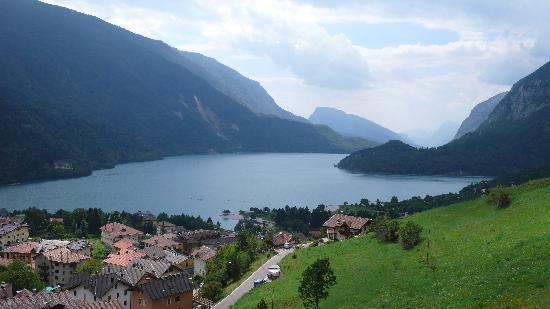 Alp & Wellness Sport Hotel Panorama: lago di molveno