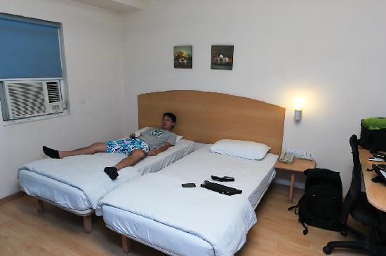 จิงเจอร์ นิวเดลี: room