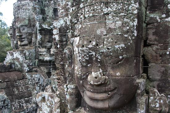Happy Angkor Wat Tour: :)