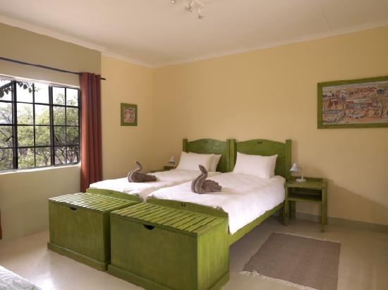Damara Mopane Lodge Guest Room