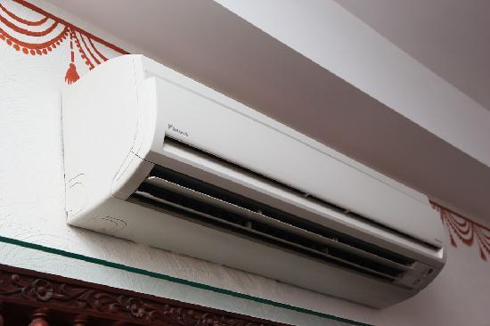 โรงแรมเพิร์ลพาเลซ: Daikin Air condition!!!!