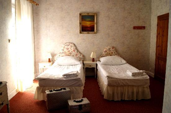 Garden Hotel: Zimmeransicht