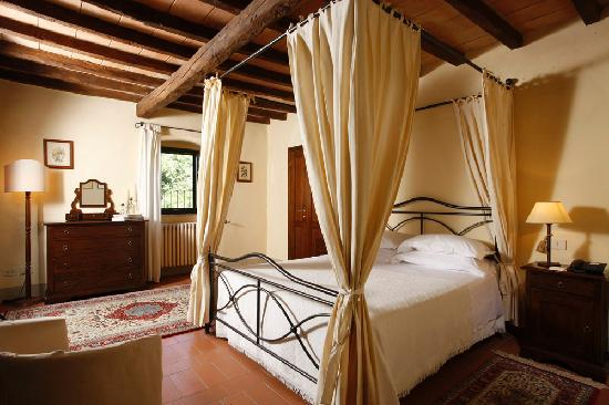 Monsignor Della Casa Country Resort: Deluxe double room