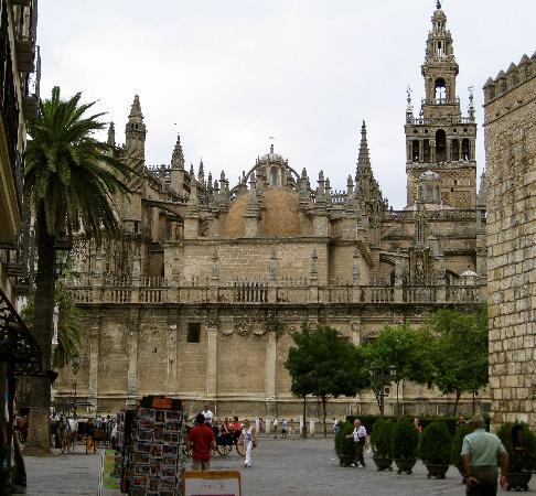 Hotel Palacio de Villapanes: Sevilla