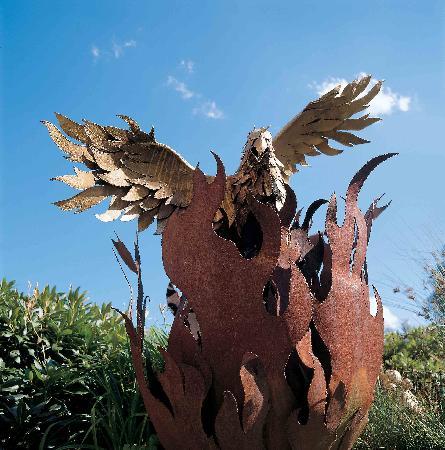 Sunneschlossli Tannheimer Tal: Phoenix von John A. Tobler