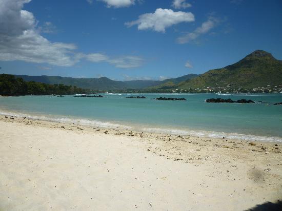 Sands Suites Resort & Spa: la plage du sands