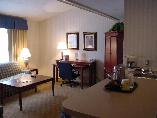 Lakeview Golf Resort and Spa: Our Suite #2