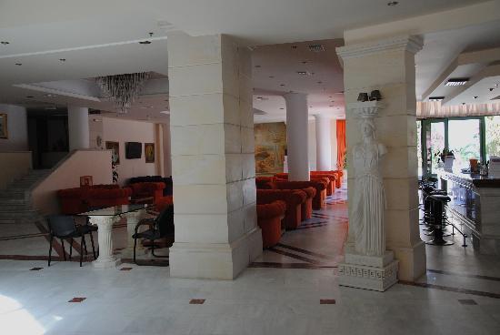 Rethymno Palace: Le salon intérieur