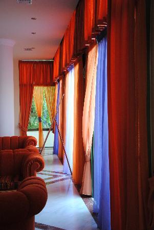 Club Marmara Rethymno Palace: Salon