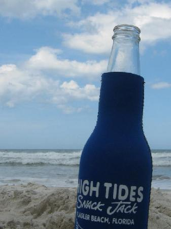 High Tides at Snack Jack: This was the start of a great time