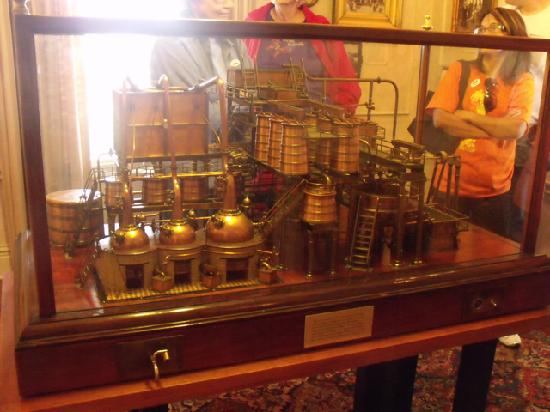 Jim Beam American Stillhouse: World's smallest working distillery
