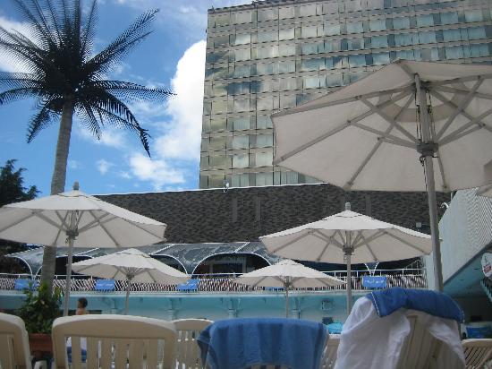 โรงแรมนิว โอตานิ โตเกียว เอ็กเซ็กคูทีฟ เฮ้าส์ เซ็น แอนด์ เดอะ เมน: プール