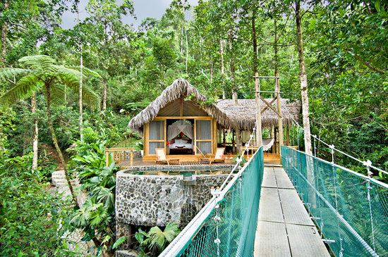 Pacuare Lodge - Canopy Honeymoon Suite