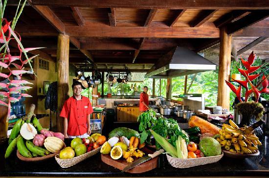 Pacuare Lodge - Culinary Experience