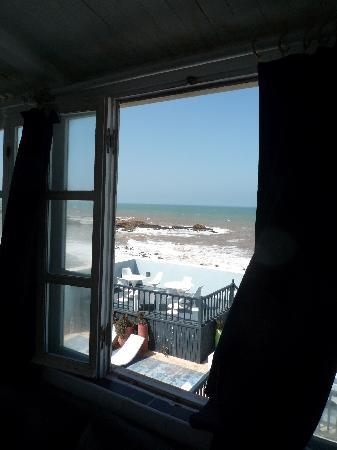 """La maison des artistes: La vue du """"Pavillon de Cesar"""""""