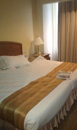 โรงแรมเบย์วิว จอร์จทาวน์: Bed