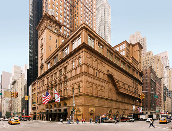 ‪Carnegie Hall‬